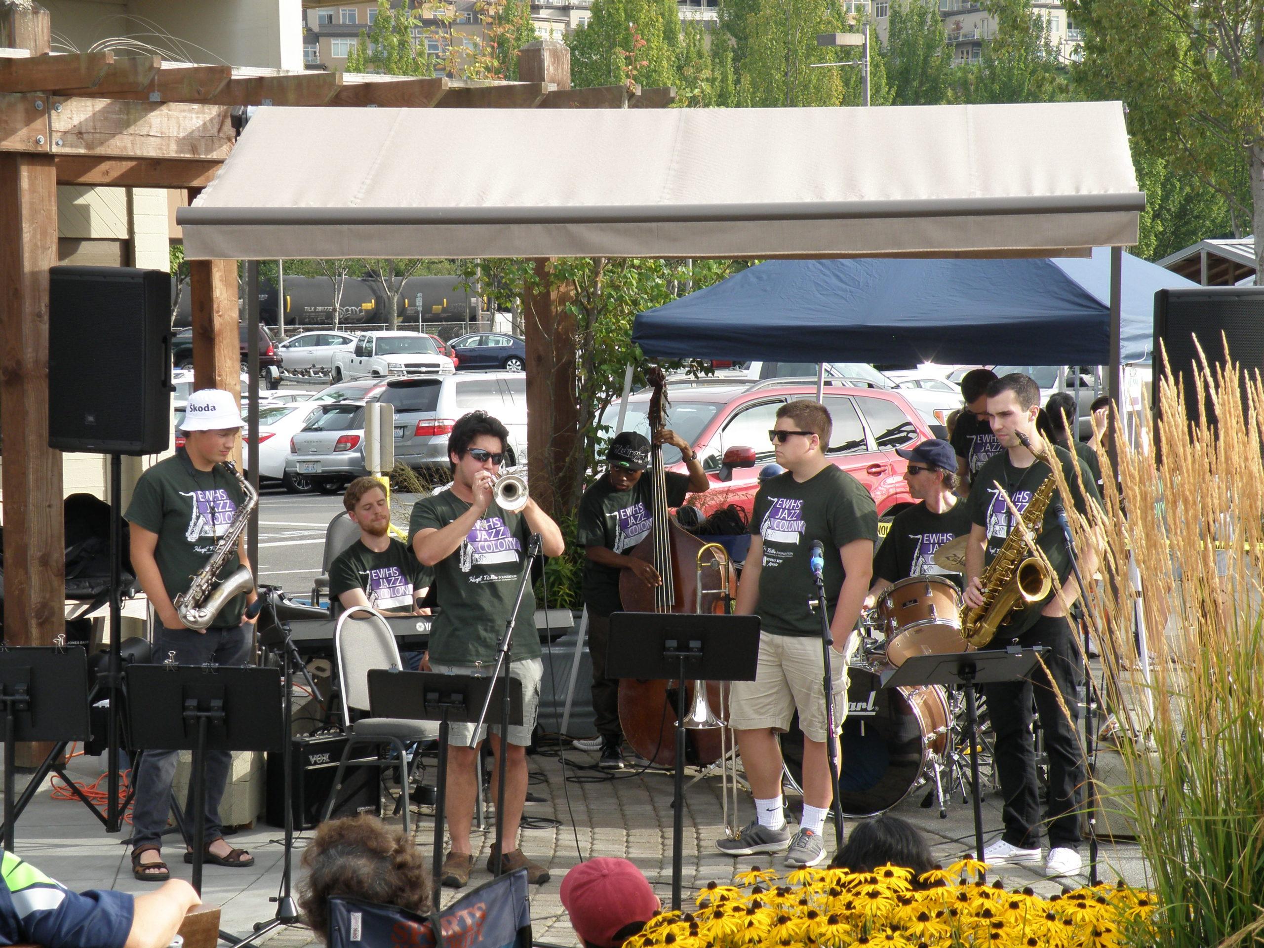 Jazz Colony