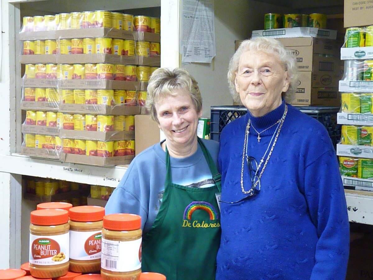Food Banks: CRM Edmonds